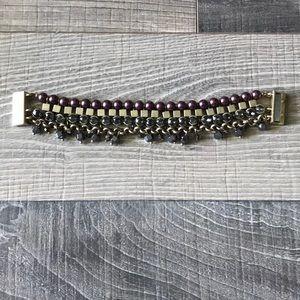 Silpada Brass Bracelet
